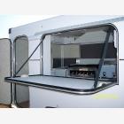 Mobile Catering Food Unit Caravan 5