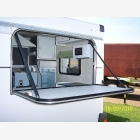 Mobile Catering Food Unit Caravan 6