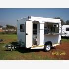 Mobile Catering Food Unit Caravan 11