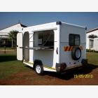 Mobile Catering Food Unit Caravan 13