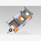Mobile Research, Data Capture Unit Caravan - 7