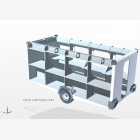 Mobile Research, Data Capture Unit Caravan - 5