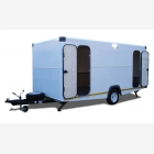 Mobile Empty Caravan Unit - Medium - 2 Door_6