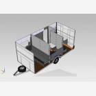 Mobile Consultation Unit Caravan - 3 Rooms_5