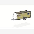 Mobile Cargo / Toy Hauler Unit Caravan_7