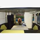 Mobile Cargo / Toy Hauler Unit Caravan_1