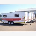 Mobile Medical unit & Clinic unit caravans_3