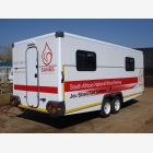 Mobile Medical unit & Clinic unit caravans_5