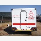 Mobile Medical unit & Clinic unit caravans_6