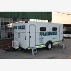 Mobile Medical unit & Clinic unit caravans_8